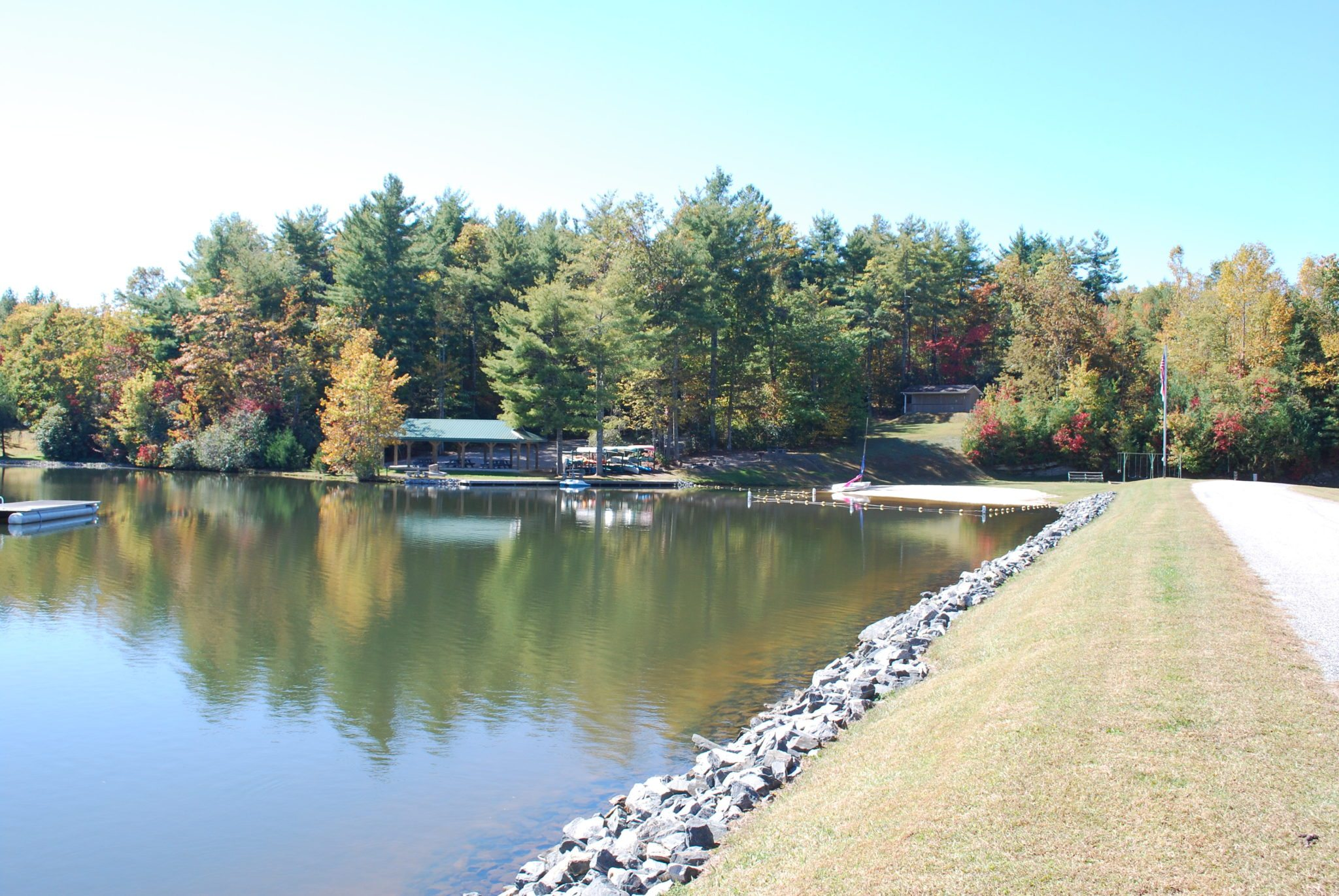Lakefront Homes For Sale In Brevard Nc