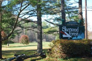 Sherwood Forest Audubon community Brevard NC Real Estate