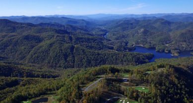 Bear Lake Reserve resort community WNC